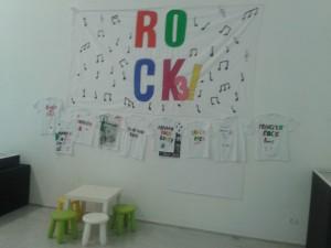 ...grande successo per il primo appuntamento di BABY ROCK! :-)