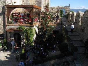 castello limatola mercatino natale
