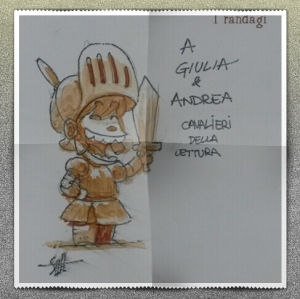 Andrea Scoppetta per Giulia e Andrea