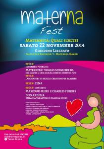 Locandina 22 novembre 2014