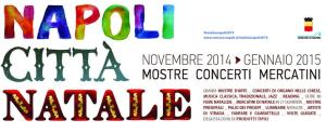 natale 2014 comune di Napoli