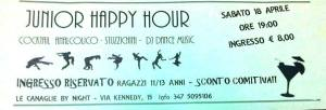 junior happy hour