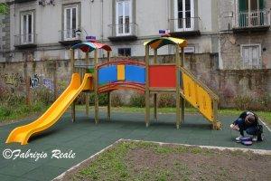 spazio per bambini a Santa Chiara