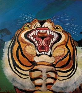Antonio-Ligabue-Testa-di-tigre