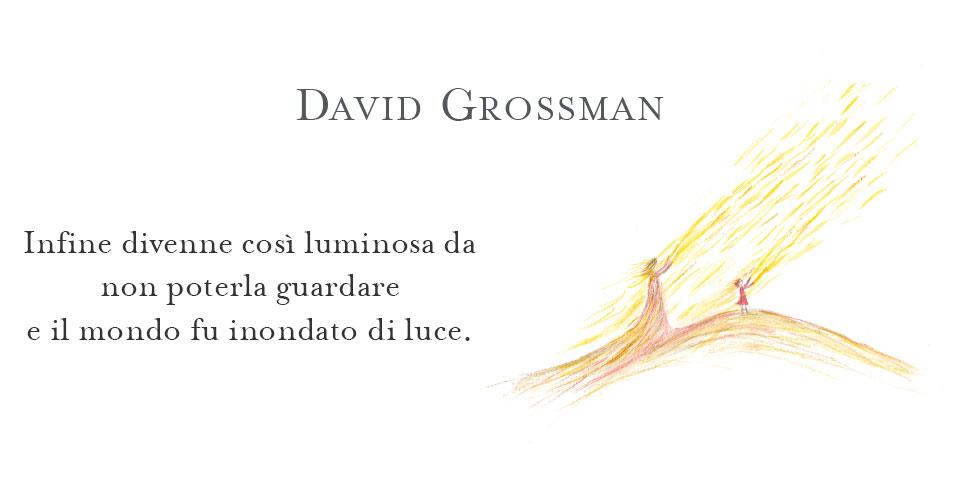 abbastanza DAVID GROSSMAN E MICHAL (MICHELA) ROVNER::: LA PRINCIPESSA DEL  FE86