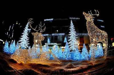La Casa Di Babbo Natale Napoli.I Villaggi Di Babbo Natale A Napoli Edizione 2017 Napoli Per Bambini
